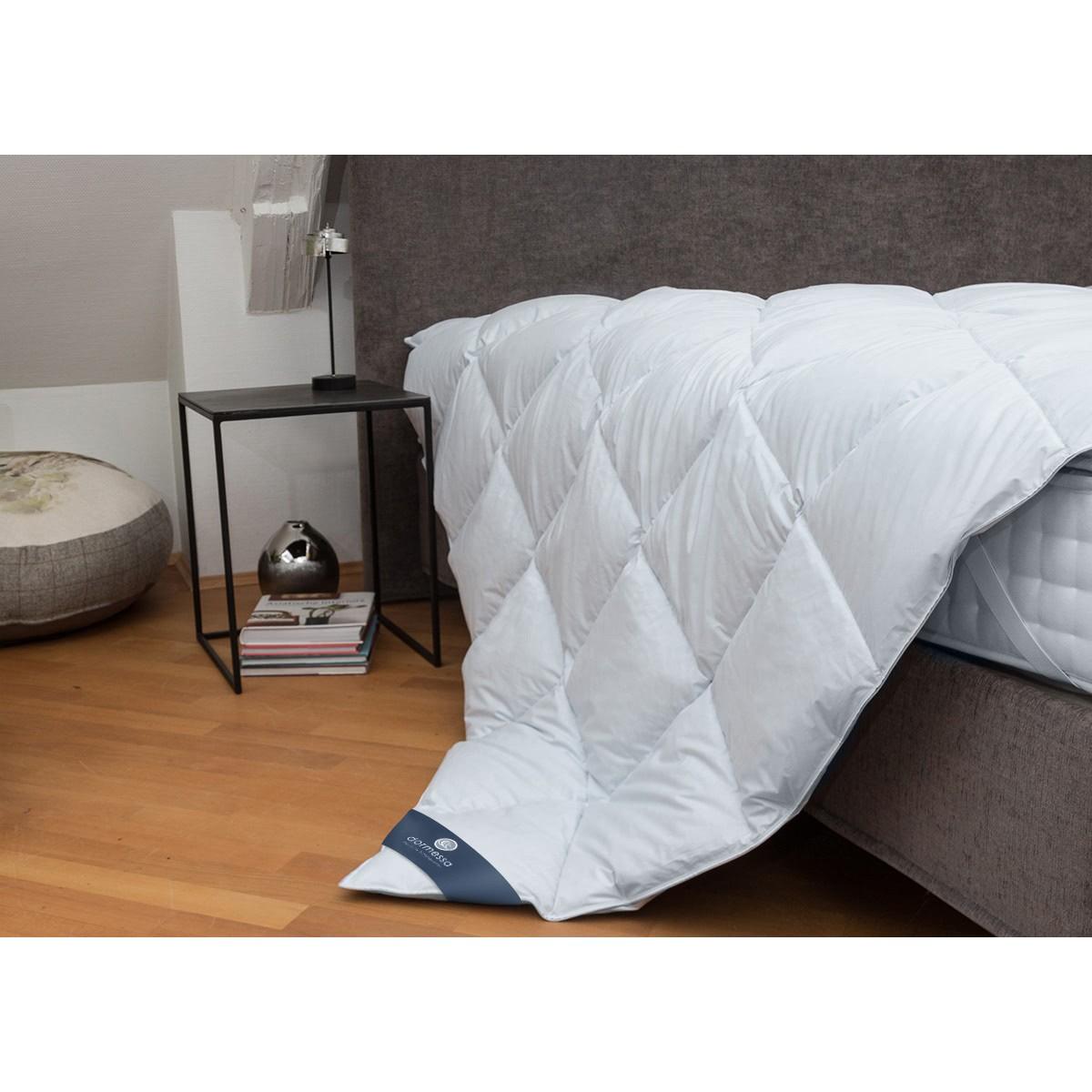 Dormessa Aspen Eiderdaunendecke Bett