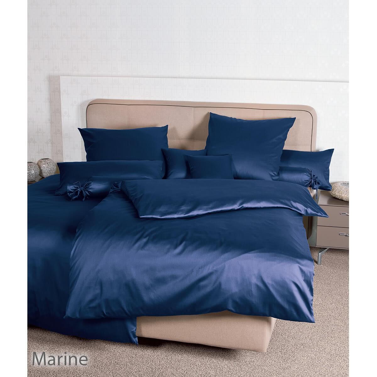 Janine Colors 31001 Bettwäsche - Marine Millieu