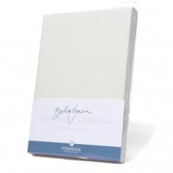 Formesse Bella Gracia Alto Spannbetttuch Weiß